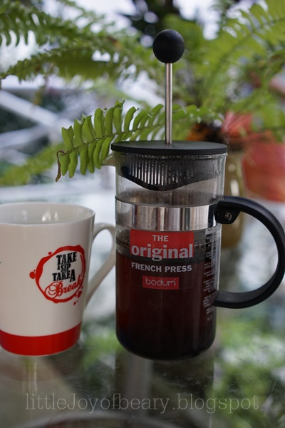 Bodum Glass Coffee Mugs