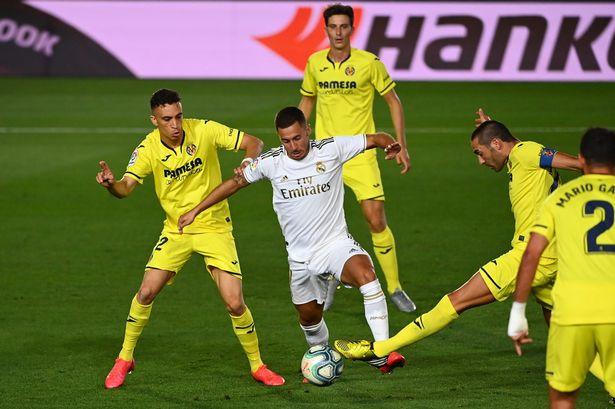 Chelsea set for huge cash boost after Hazard helps Real Madrid win La Liga