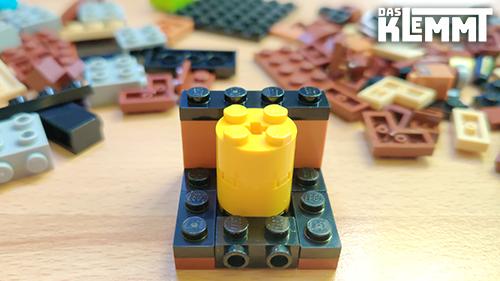 Standard BrickHeadz Bautechnik