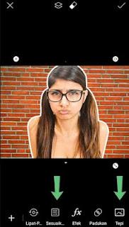 Cara Mengganti Background Foto di Picsart dengan Rapi