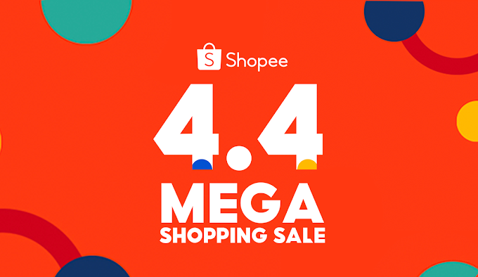 What to Buy During the Shopee 4.4 Mega Shopping Sale? | PR 2021