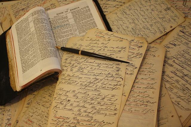 Esboços e sermões e temas para pregação