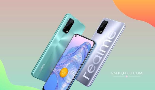 ريلمي V5 الرسمي:  أول هاتف ذكي 5G أقل من 200 يورو والمزيد من المواصفات