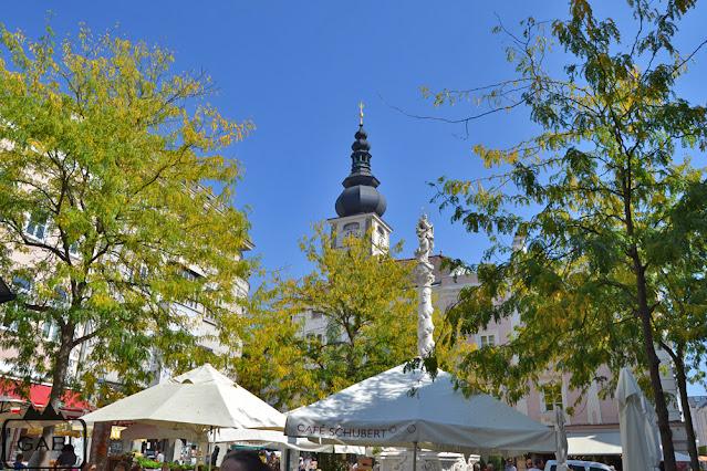 Austria, St. Pölten