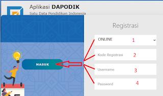 Registrasi Dapodik - www.kherysuryawan.id