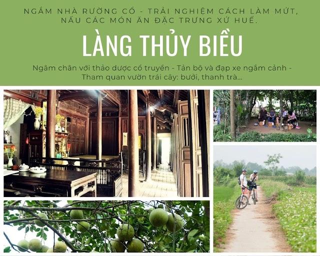 Hương thu xứ Huế (3 ngày) thiên nhiên hữu tình