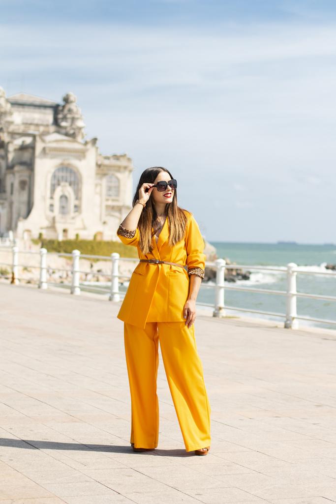 adina nanes street style suit