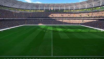 PES 2017 Stadium Server Collection ( +120 Stadiums ) by ДејанР
