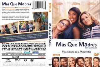 MAS QUE MADRES - OTHERHOOD - 2019