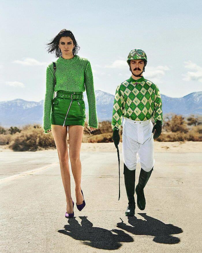 Guy Creates Masterpieces By Photoshopping Himself Into His 'Twin Sister' Kendall Jenner's Pictures