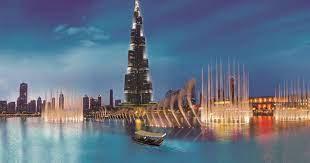 Don't Miss The Dubai Fountain Show While On Vacation To Dubai