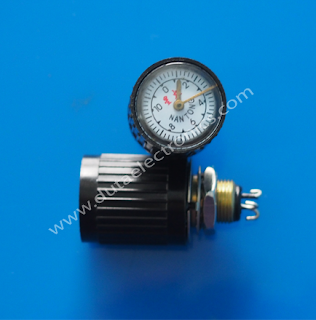 Jual Wirewound Potentiometer WXD2-53 4.7k Ohm Original