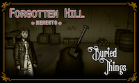 FmStudio Forgotten Hill Memento: Buried Things Walkthrough