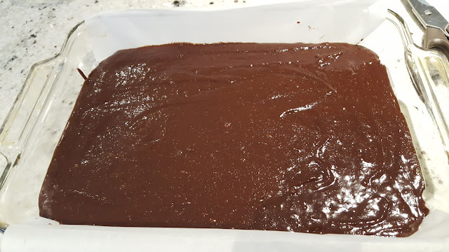 The Ultimate Brownie Batter
