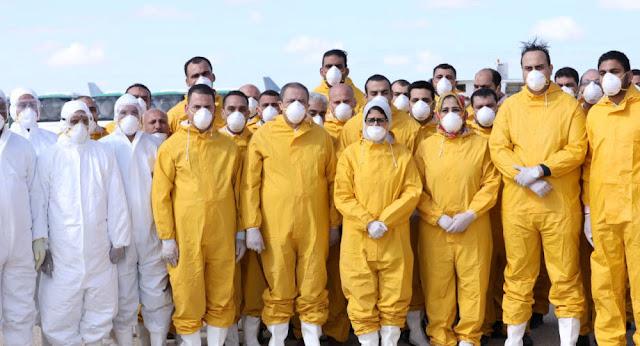 الصحة المصرية تعلن ارتفاع عدد المصابين بفيروس كورونا إلى 166 ووفاة شخصين