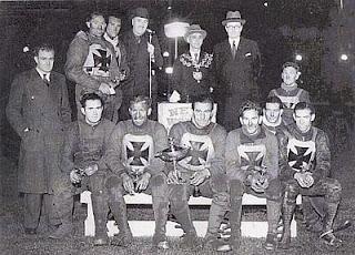 New Cross Rangers 1938