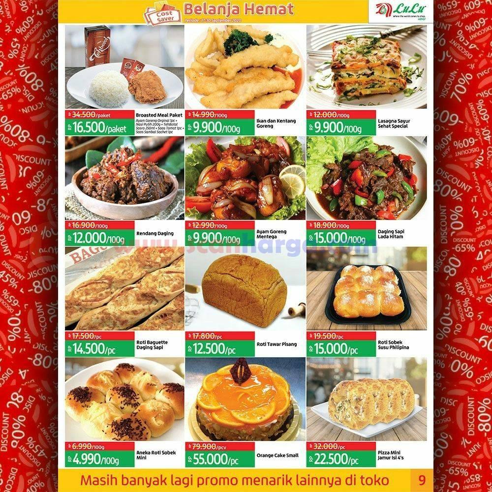Katalog Promo LULU Supermarket 17 - 30 September 2020 9
