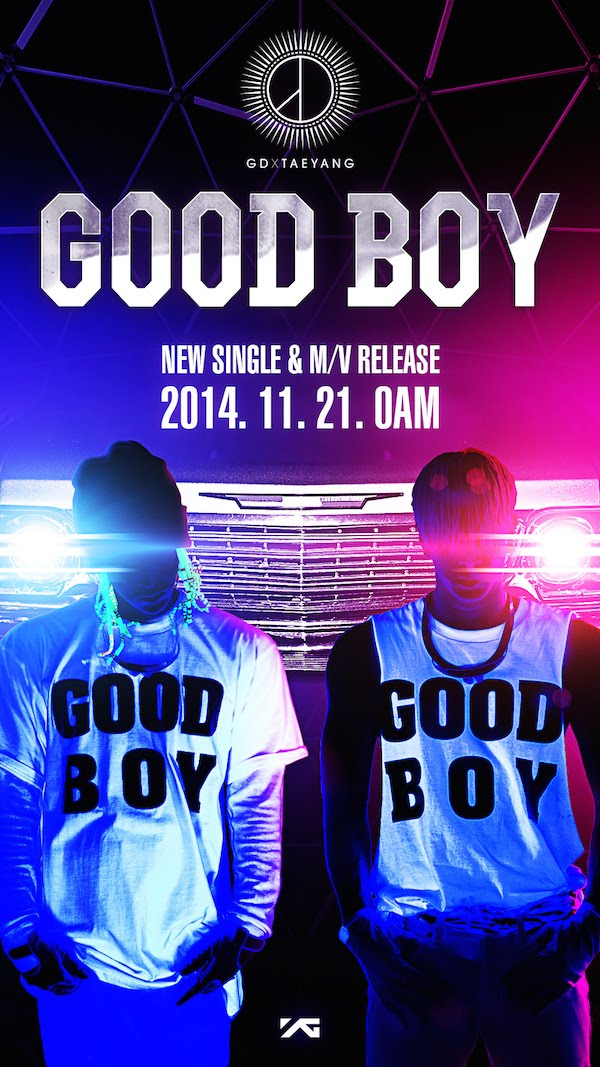 GD x TAEYANG son GOOD BOY