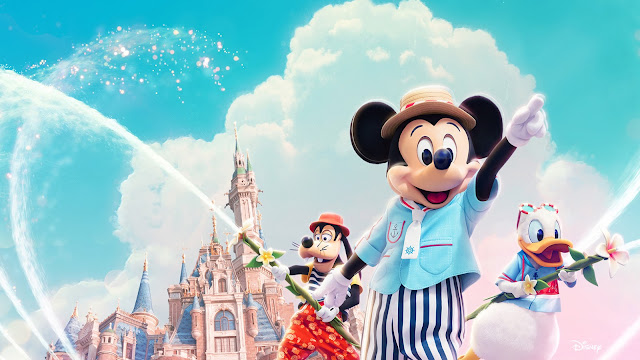 Splash into Magic 2020 Summer Event at Shanghai Disney Resort, 上海迪士尼度假區 奇妙水花 活潑一夏 2020年夏季活動, Reopening, SHDL, SHDL, Shanghai Disneyland, 上海迪士尼樂園