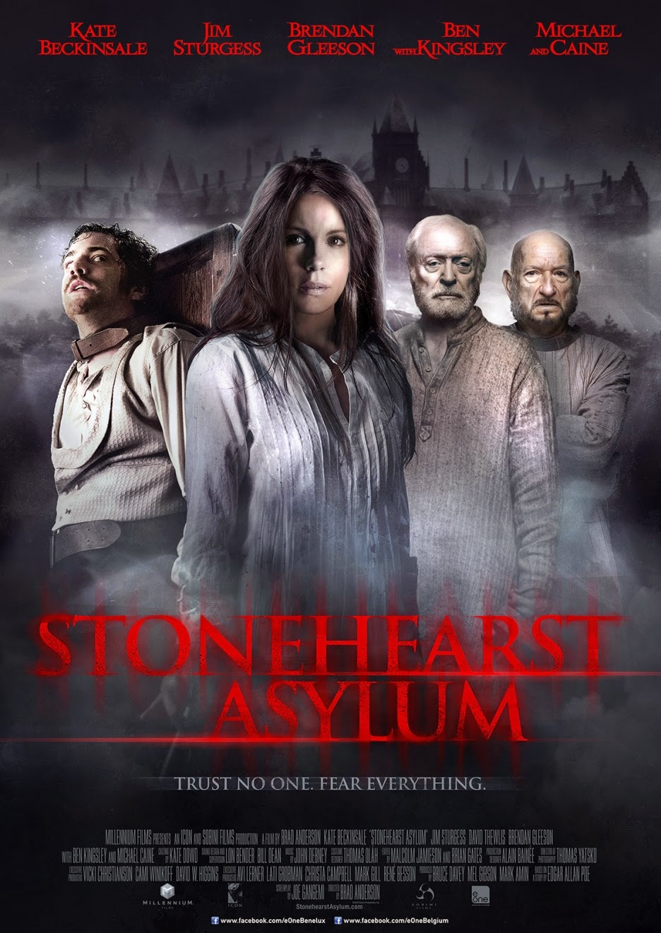 Stonehearst Asylum (2021) Dual Audio 720p BluRay [Hindi + English] Full Movie 700MB