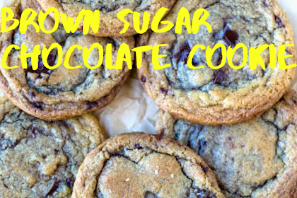 Brown Sugar Chocolate Cookie