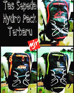 Tas Sepeda Hydropack with Water Blader Alpine Star Ktm Monster
