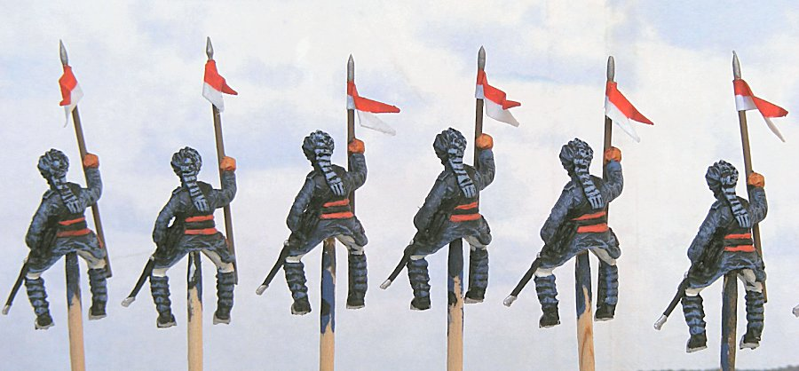 History In 1/72: My Bengal Lancers Painted By Krisztian
