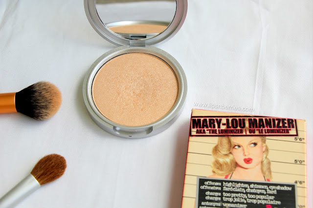 theBalm highlighter review