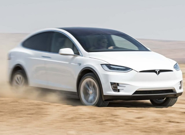 How Much Is A Tesla Model X