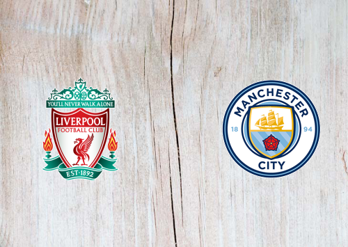 Liverpool vs Manchester City -Highlights 4 August 2019