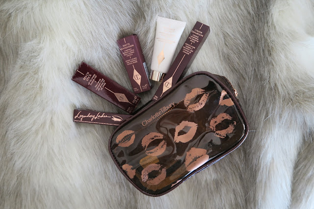 Charlotte Tilbury Quick 'N' Easy Makeup by Laura Lewis