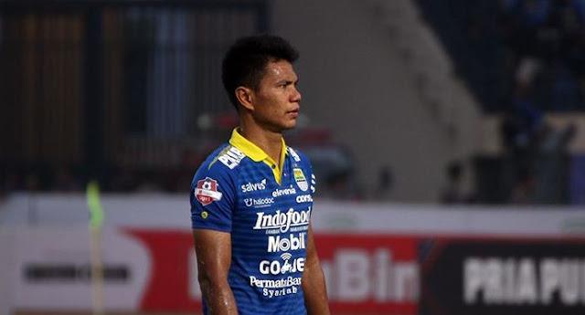 Resmi, Achmad Jufriyanto Mundur dari Persib Bandung