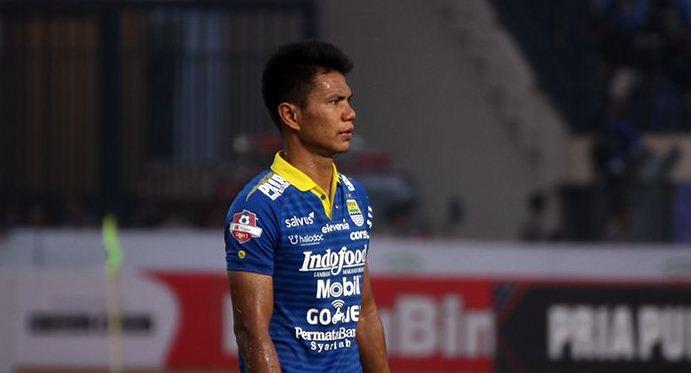 Eks Bek Persib Achmad Jufriyanto Resmi Direkrut Bhayangkara FC