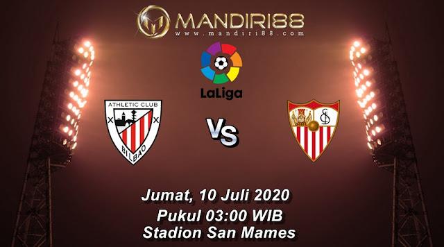 Prediksi Athletic Bilbao Vs Sevilla, Jumat 10 Juli 2020 Pukul 03.00 WIB