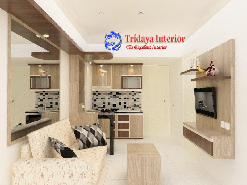 Cv Tridaya Interior Interior M Town Recidence Summarecon Serpong 2 Bedroom