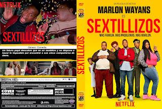 SEXTILLIZOS - SEXTUPLETS 2019 [COVER - DVD]