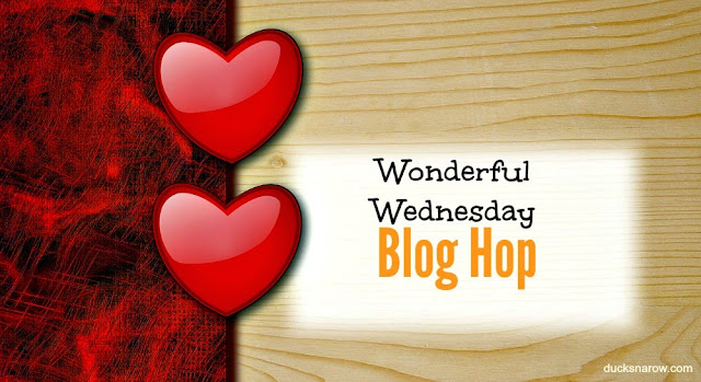 Wonderful Wednesday Blog Hop #48