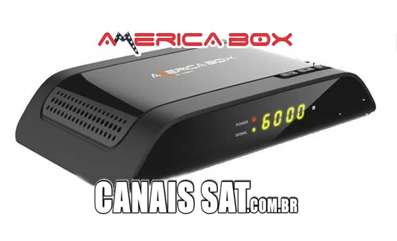 Americabox S105 Nova Atualização V2.43 - 14/05/2020