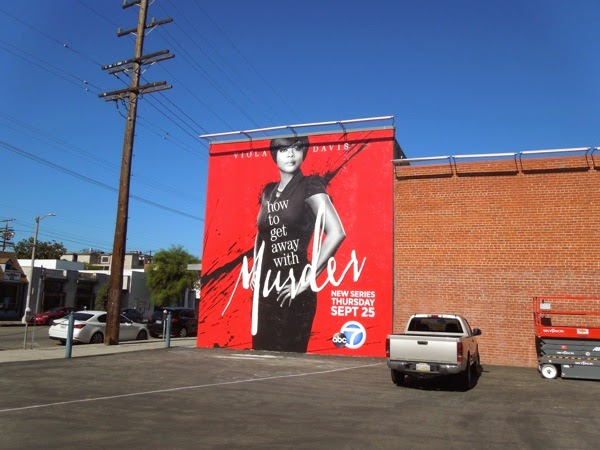 How to Get Away with Murder billboard