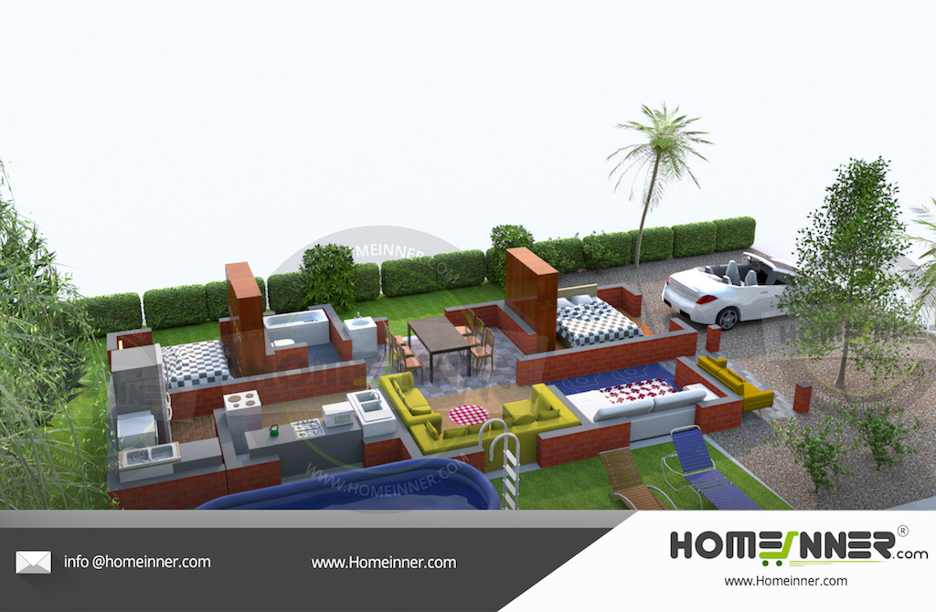Beautiful house plans in Kerala