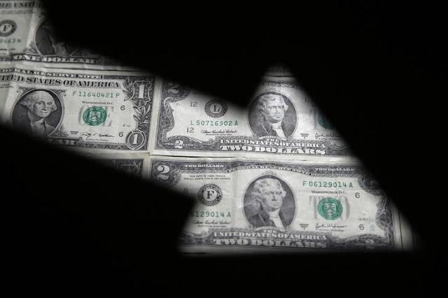 Precio el dolar baja