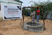 Baitul Mal Aceh Bangun Sumur untuk Muslim Somalia