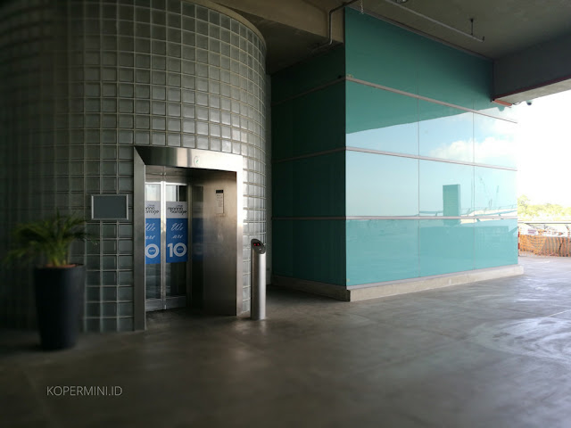 Fasilitas Marina Barrage