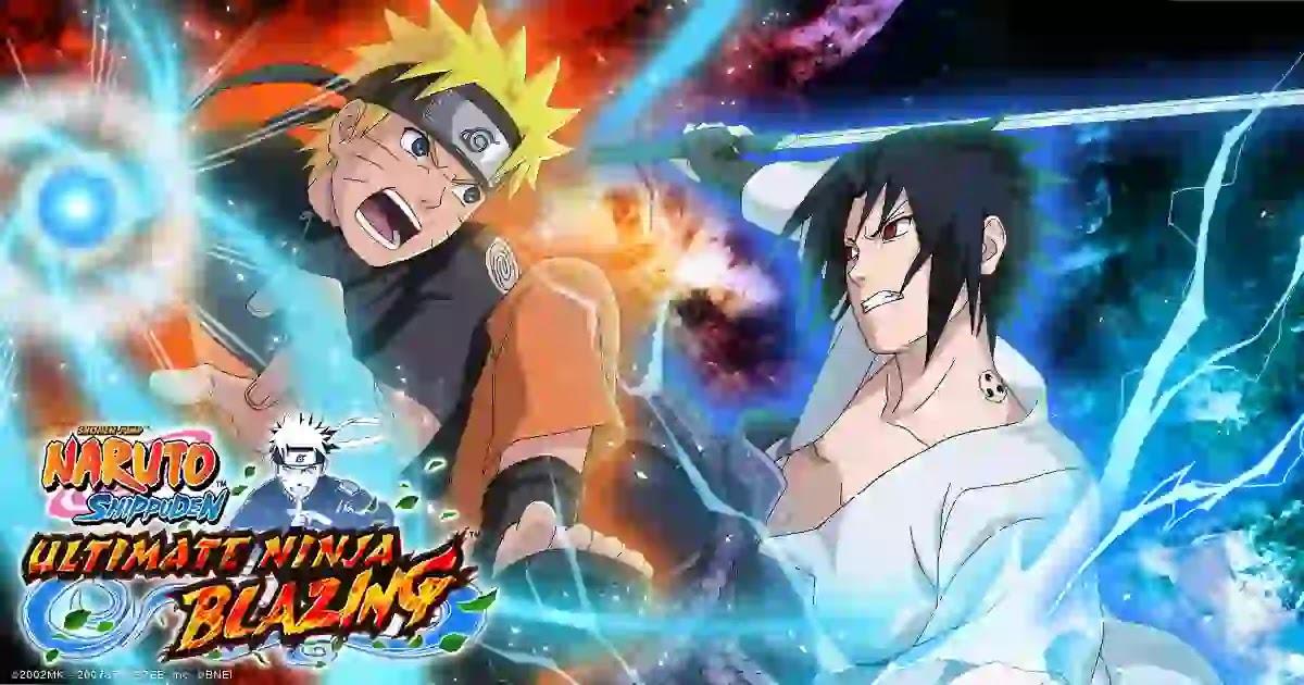 تعرف على أبطال حرب النينجا الرابعة Ultimate Ninja Blazing الشخصية الرمزية