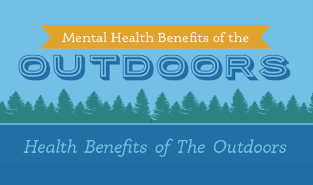 Mental Health Benefits of the Outdoors