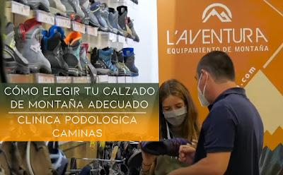 Cómo elegir tu calzado de montaña adecuado