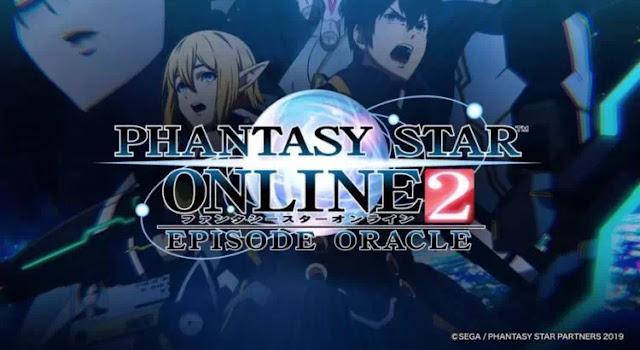 Phantasy Star Online 2: Episode Oracle Episode 1-25 Subtitle Indonesia