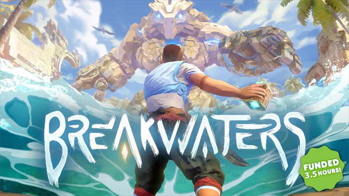 Breakwaters | Kickstarter