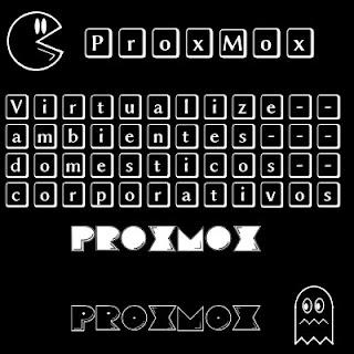 ProxMox virtualização de sistemas