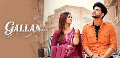 Gallan Lyrics - Davinder Dhillon | Black Virus | Harj Maan | Latest Punjabi Songs 2021